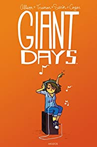 Giant Days, tome 2 par John Allison