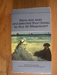 Pierre and Jean and Selected Short Stories (Bantam Classic) by Guy De Maupassant (1994-04-01)