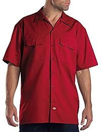 more photos 2de30 6a737 Suchergebnis auf Amazon.de für: herren hemd kurzarm rot ...