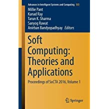 Soft Computing: Theories and Applications: Proceedings of Socta 2016