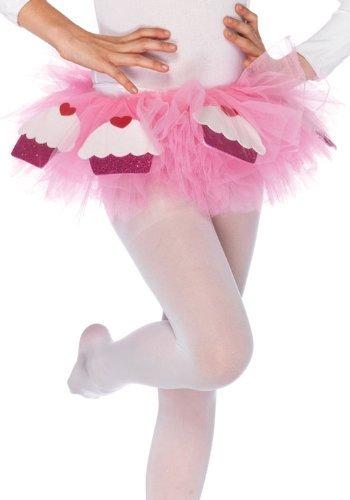 Leg Avenue 4907 - Cupcake Tutu Kostüm, Einheitsgröße, (Cupcake Mädchen Das Kostüme Halloween)