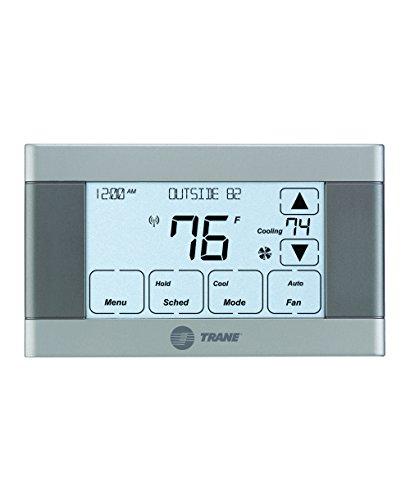 Home-automation-thermostate (Trane XL624 - Nexia Home Automation Z-Wave Thermostat by Trane)