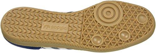 adidas Leonero, Chaussures de Skateboard Homme Multicolore (Mysblu/ftwwht/gum4)