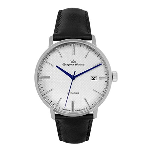 Yonger & Bresson Men's Automatic Watch – YBH094-FS01