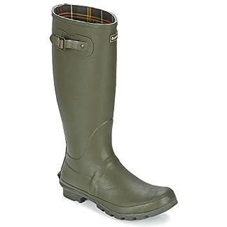 Mens Barbour Bede Winter Waterproof Wellington Snow Rain Mid Calf Boots 16