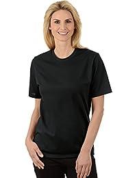 Trigema Damen Piqué-Qualität, T-Shirt Femme