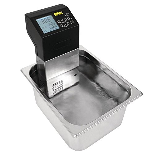 41i26fSE15L. SS500  - Buffalo Portable Sous Vide 1500W 320X145X130mm Commercial Foods Cooker