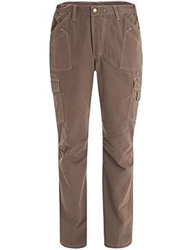 Pantalones De Trabajo Den - Línea Immagine Work And Style -