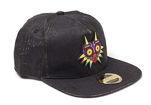 The Legend of Zelda - Wooden Majora's Mask - Cap | Original Merchandise