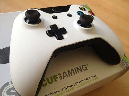 Scuf - Xbox One Controller - Schwarz/Weiß - OVP - Mit Scuf Grip+TriggerStops!