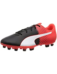 Puma Zapatillas de fútbol Evospeed 5.5 Tricks Ag Jr Negro / Blanco / Rojo size is not in selection ES