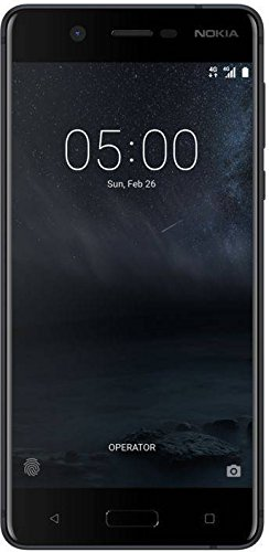 Nokia 5 (Matte Black, 16GB)