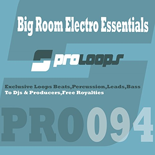 Big Room Electro Essentials DJ Tools - Tool Room
