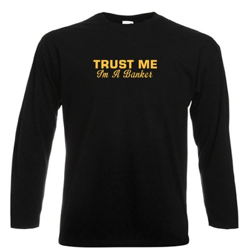 trust-me-im-a-banker-long-sleeved-black-t-shirt-with-yellow-print