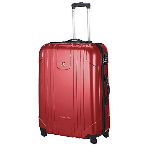 Swiss Gear Koffer, rot (Rot) - 2045835