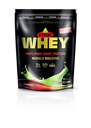 Inkospor X-Treme Whey Protein, Pistazie, 500g Beutel -