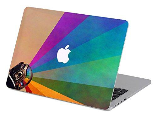 Wasserfarbe Kollektion Hochwertige Hartschale Ultra Dünn Snap Case Schutzhülle Für MacBook Pro 15 Zoll mit CD / DVD Laufwerk (Modell: 1286) - Dvds Halloween-projektion
