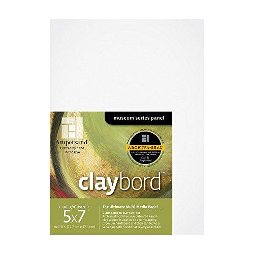 Claybord 5 x 7/Lot de 3