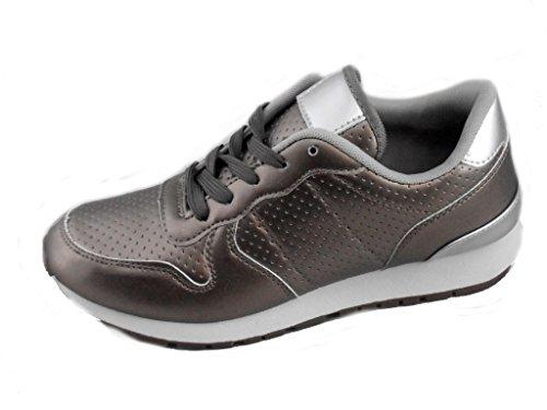 Rebelde, Sneaker donna Piombo