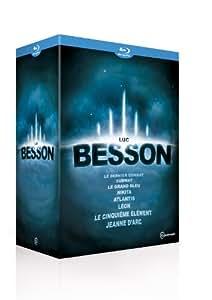 Luc Besson - Coffret 8 films [Blu-ray]