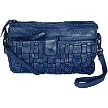 bcb5a2e4b6d69 geflochtene tasche blau - Suchergebnis auf Amazon.de für