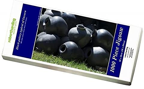 Photo Jigsaw Puzzle of Black pottery typical of