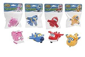 Giochi Preziosi Super Wings 4pieza(s) Niño - Figuras de Juguete para niños, 3 año(s), Niño, Dibujos Animados, Acción / Aventura, Super Wings