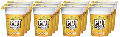 Pot Noodle...