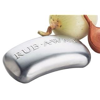 Rub Away Geruchsneutralisator / Edelstahl-Seife, von Amco