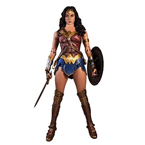NECA- Figura Ultimate Collector DC Comics Wonder Woman, Multicolor (NECA61755) 4