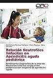 Relación Neutrofilos linfocitos en Apéndicitis aguda pediátrica: Rendimiento diagnostico de la relación Neutrofilos linfocitos en pacientes pediátricos con sospecha de apendicitis aguda