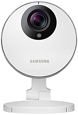 Samsung Wi-Fi IP SmartCam 1080p HD Pro Motion and Audio Detection Ultra Wide Angle Indoor Security