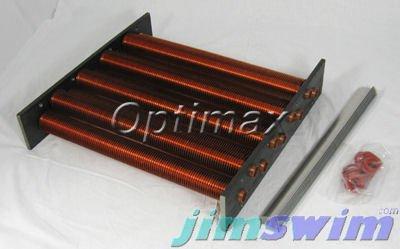 Pentair 471933 Ersatz-Wärmetauscher, MiniMax 200 Pool und Spa -