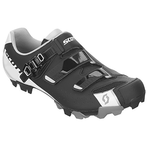Scott MTB Pro Fahrrad Schuhe schwarz/weiß 2019: Größe: 46