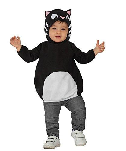 Atosa 26170 - Kätzchen, Baby, Größe 12-24 Monate, (Tierische Kleinkind Kostüme)