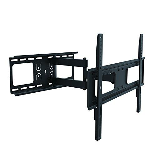 LogiLink BP0028 TV-Halterung Wandmontage 93,9-177,8 cm (37-70 Zoll) schwarz