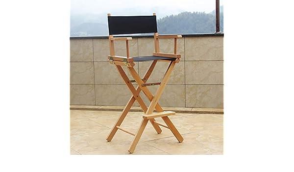 Wdyy sedie da regista sedia da regista in legno sedia pieghevole