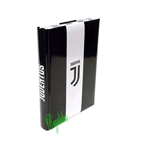 Juventus DIARIO SCUOLA JUVE bianconero Seven 2018 / 2019 + segnalibro omaggio penna glitterata