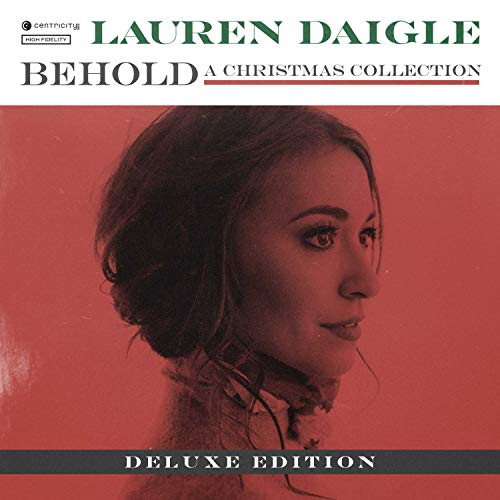Lauren Daigle - Behold A Christmas Collection - Lauren Collection