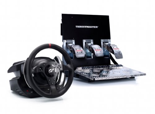 Thrustmaster PS3 T500RS Racing Wheel 41i2SpqX2EL