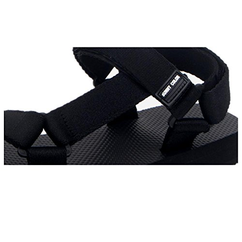 Flat Sporty des femmes Plage Sandal Chaussures Sandales Athletic Casual 10