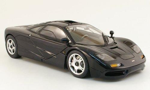 McLaren F1, dkl.-met.-blau, 1994, Modellauto, Fertigmodell, Minichamps 1:12