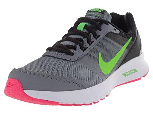 Nike Damen Wmns Ar Implacável 5 Laufschuhe Cl Cinzento / Vltg Grn / Preto / Hypr Pn