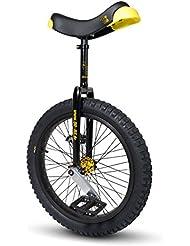 QU-AX Muni Starter - Monocycle - noir 2017 Monocycle 20 pouces
