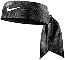 Nike AC3905 Printed Dri-Fit Head Tie, One Size