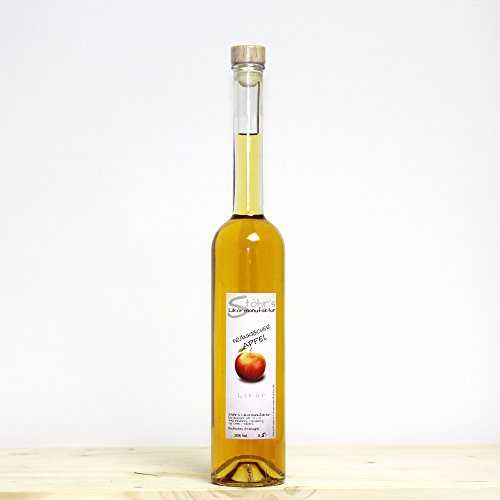 Fränkischer Apfel - Likör (0.50l)