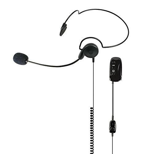 Midland C1203Headset/Mikrofon Bluetooth schwarz Moto Bluetooth-headset