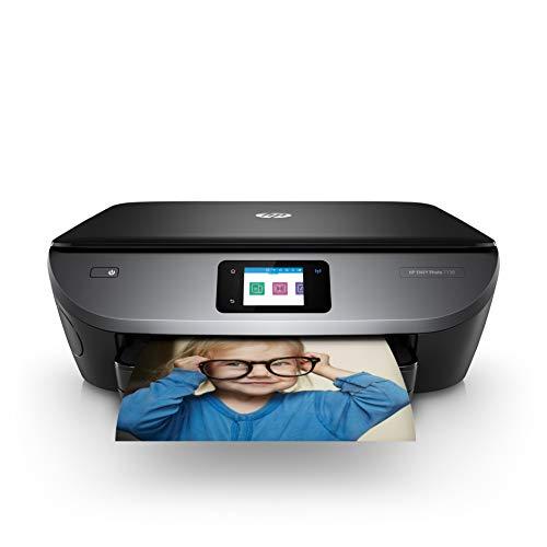 HP ENVY Photo 7130 Multifunktionsdrucker (Instant Ink, Drucker, Scanner, Kopierer, WLAN, Airprint) inklusive 12 Monate Instant Ink kostenlos