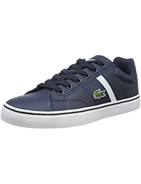 Lacoste Unisex-Kinder Fairlead 316 1 Low-Top