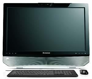 Lenovo IdeaCentre B320 21.5 inch Multi touch All-in-One Desktop PC (Intel Pentium G620 2.6GHz, 4Gb, 500Gb, DVDRW, WLAN, Webcam, Windows 7 Hiome Premium) - Black